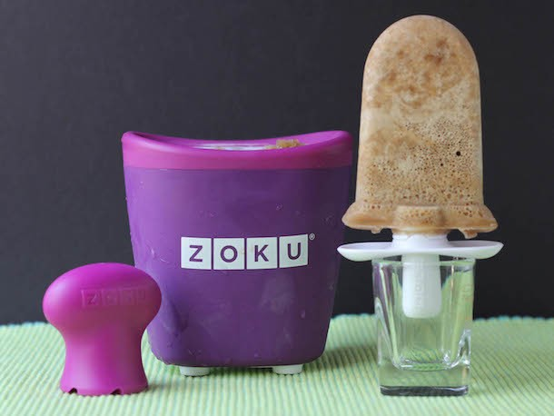 Gadgets: Make 5-Minute Ice Pops With the Zoku Quick Pop Maker