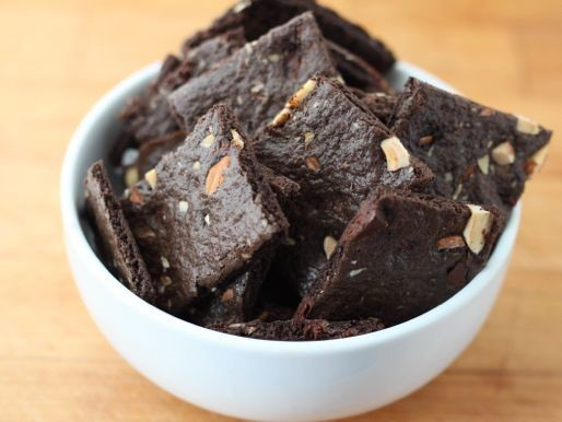 How to Make Crispy, Crunchy, Totally Addictive Gluten-Free Brownie Brittle