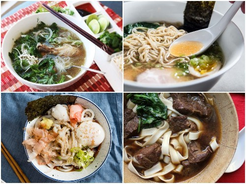 20 Noodle Soup Recipes for All Occasions