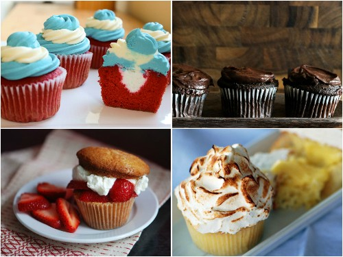 10 Perfectly Sweet Cupcake Recipes (Because Cupcakes Are Still Awesome)