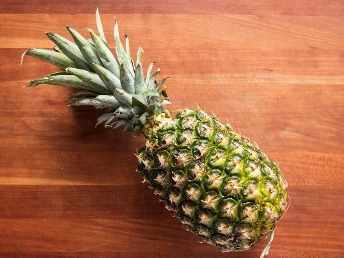 How to Cut a Pineapple Like a Badass
