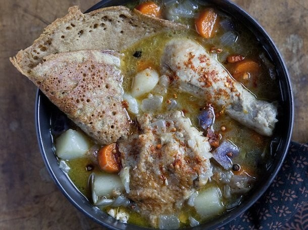 Shauna James Ahern's Ethiopian Chicken Stew