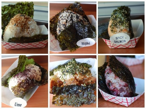 We Eat Every Rice Ball at Sunny Blue, in Santa Monica