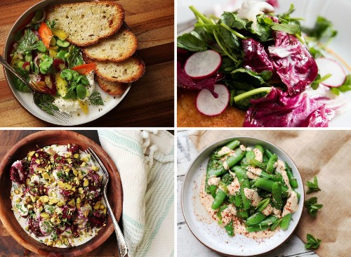 13 Spring Salads to Say Goodbye to Winter