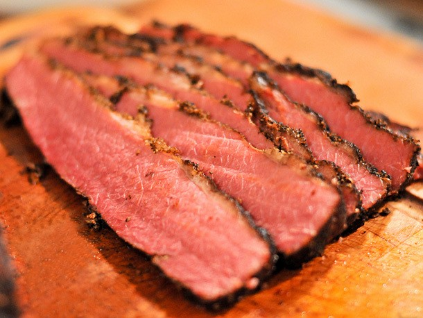 Montreal Smoked Meat Recipe