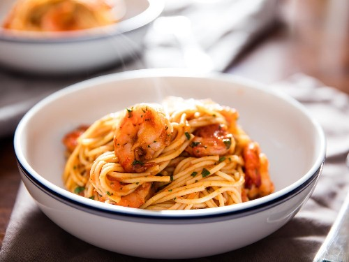 Hold the Lobster: Shrimp Fra Diavolo Hits All the Right Notes