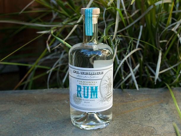 Put This in Your Cuba Libre: St. George California Agricole Rum