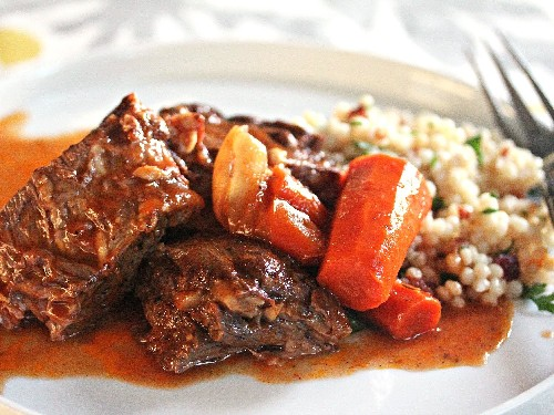 Beef Up Pot Roast With Ras-El-Hanout, the Moroccan Spice Mix
