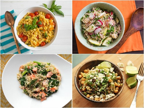 31 Hearty, Healthy(ish) Make-Ahead Lunches