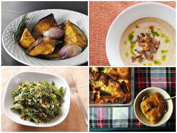 Serious Entertaining: A Warming But Light(ish) Winter Meal