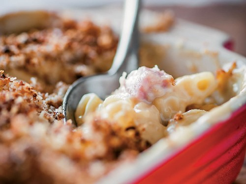 Hog Mac 'n' Cheese From 'Pitt Cue and Co.: The Cookbook'