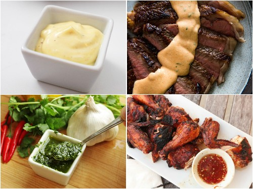 21 Dipping Sauces for Grilled Meats and Veggies