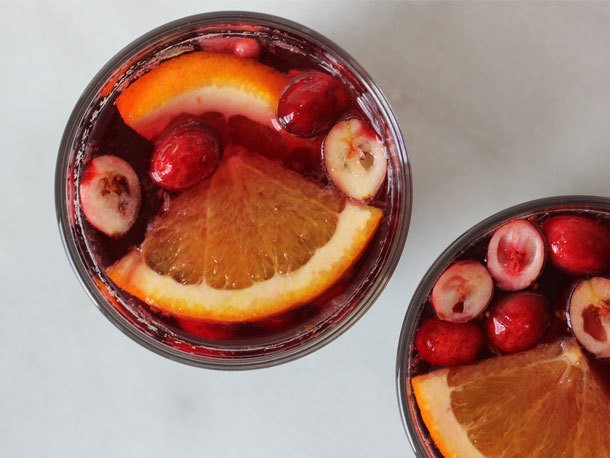 Bitter and Bold Sangria Recipe