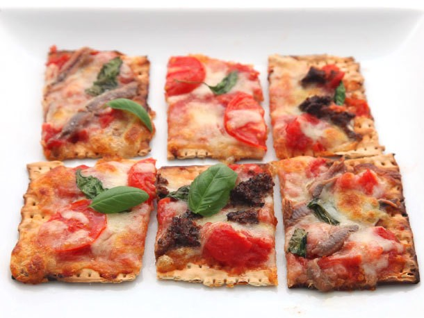 Matzo Pizza Recipe