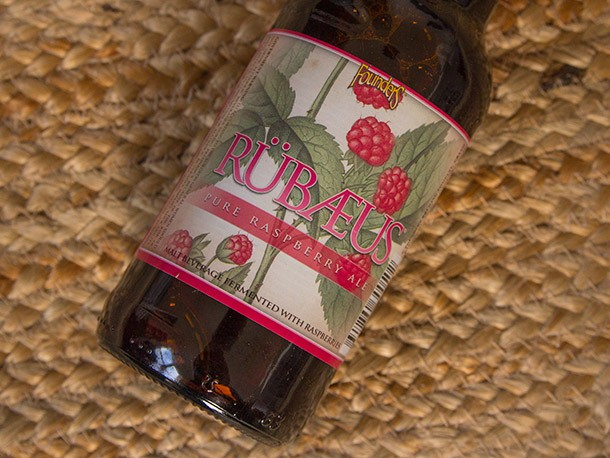 Founders Rübaeus Does Raspberry Beer Right