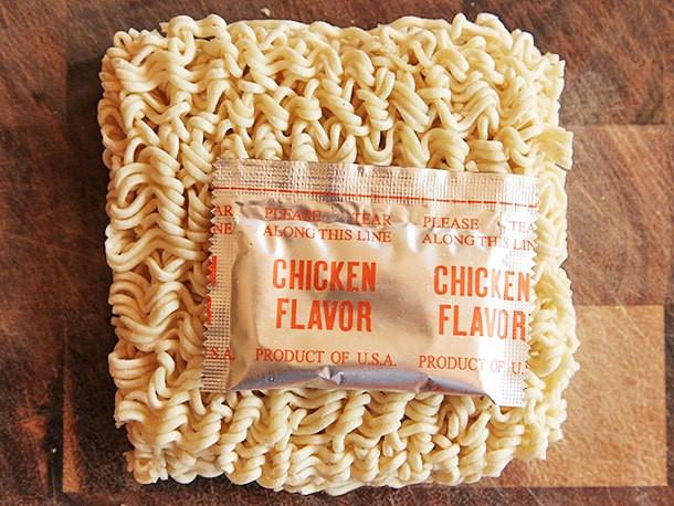 Taste Test: The Best Chicken-Flavored Instant Ramen