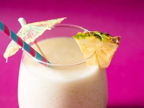For the Most Flavorful Piña Colada, Freeze Everything