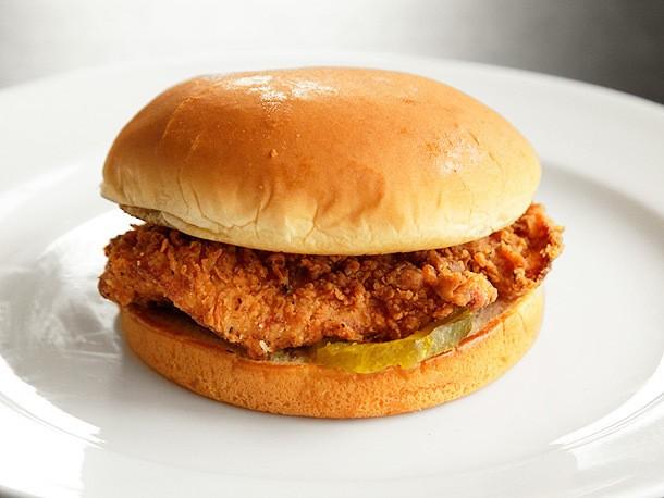 Homemade Chick-Fil-A Sandwiches Recipe