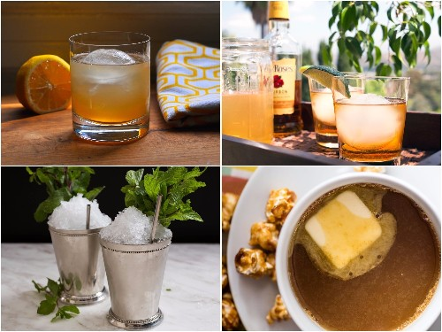 15 Bourbon Drink Recipes to Warm the Soul