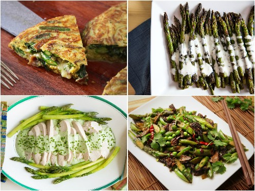 22 Asparagus Recipes to Put a Little Spring in Your Step