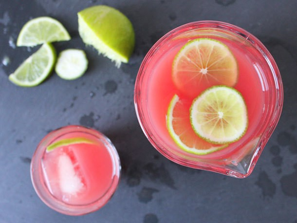 Watermelon Limeade Recipe