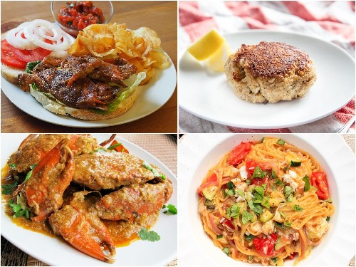 18 Crab Recipes We're Shell-Bent On