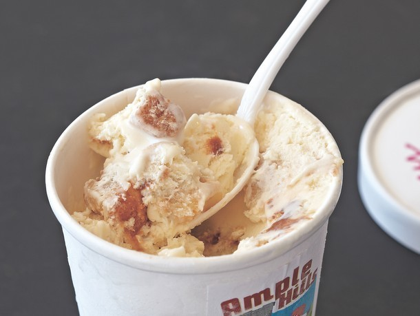 Ample Hills' Ooey Gooey Butter Cake Ice Cream