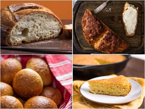 16 Thanksgiving Bread, Roll, and Biscuit Recipes to Sop It All Up