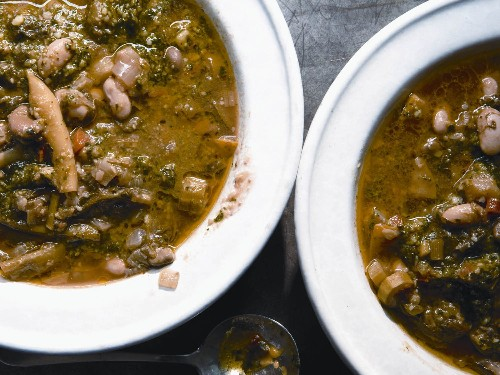 Soupe au Pistou From 'Buvette: The Pleasure of Good Food'