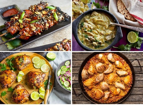 21 Chicken Thigh Recipes, Because Dark Meat Is the Best Meat