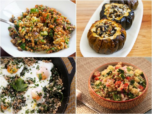 23 Nutty, Tasty, and Filling Recipes With Whole Grains