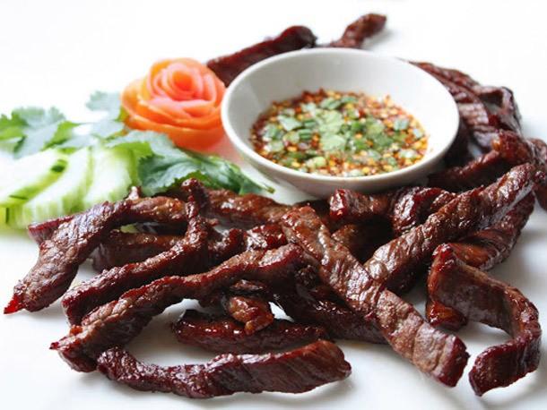 My Thai: Thai Beef Jerky