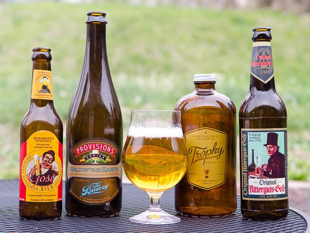 Beers You Should Know And Drink: Gose