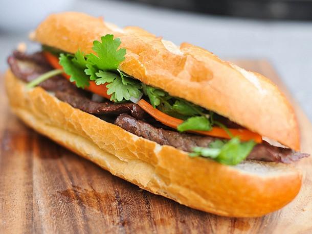 Grilled Steak Banh Mi Recipe