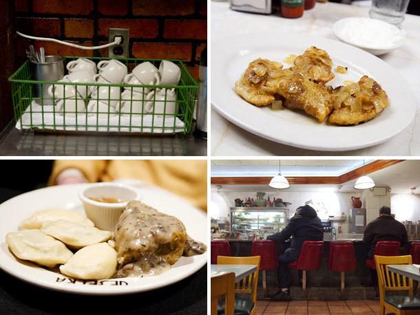 A Tour of the East Village's Borscht Belt Restaurants and Lunch Counters