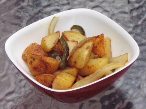 Healthy & Delicious: Lighter Home Fries Recipe
