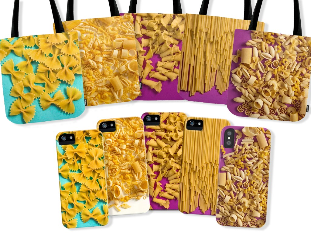 Love Pasta and a Good Cause? This Starch Madness Merch Is for You