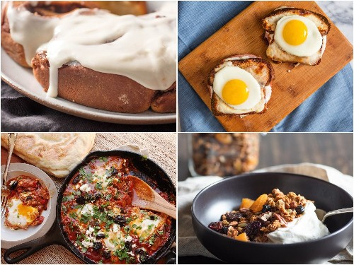 18 Hangover-Busting Breakfast Recipes for New Year's Day