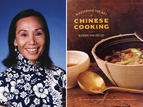 Eileen Yin-Fei Lo's Favorite Cookbooks