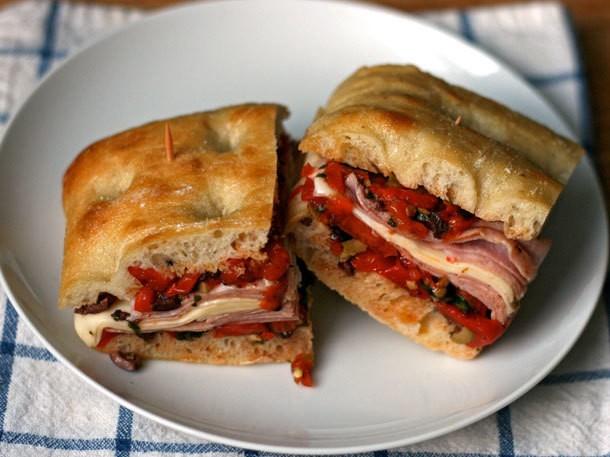 Classic Muffaletta Sandwich Recipe