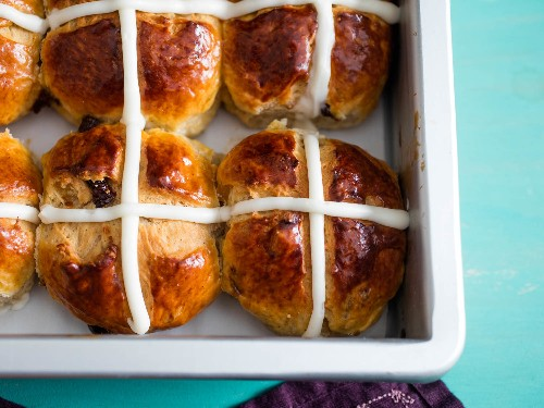 One a Penny, Two a Penny: Hot Cross Buns