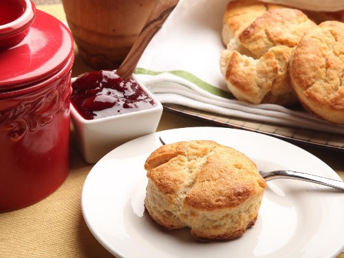 This Is the World's Easiest Biscuit Recipe
