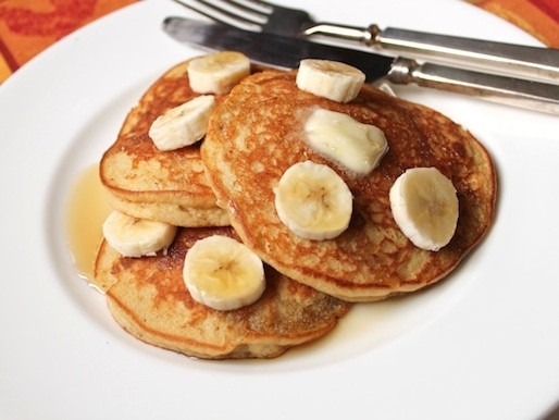 Gluten-Free Tuesday: Banana Pancakes
