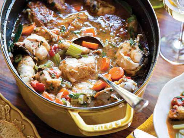 President Obama Stew (Chicken Casserole) From 'My Irish Table'