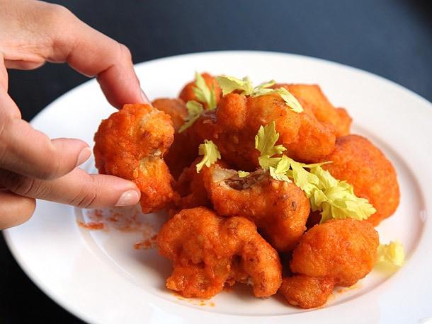 The Best Fried Cauliflower (Buffalo and Korean Style)