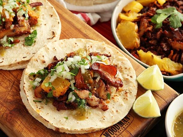 Real Tacos Al Pastor Recipe
