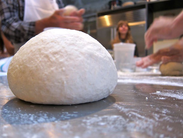 Easy At-Home Pizza Dough (from the Guys at Roberta's) Recipe