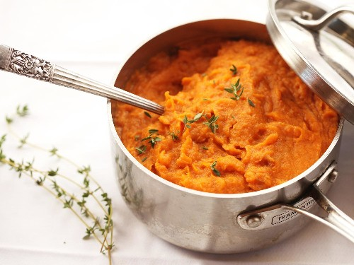 The Food Lab: For the Best Mashed Sweet Potatoes, Use Science, Not Sugar
