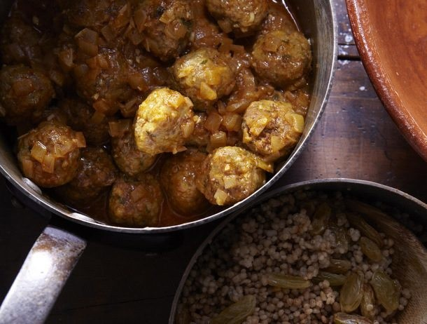 Tunisian Meatballs From 'One Good Dish'