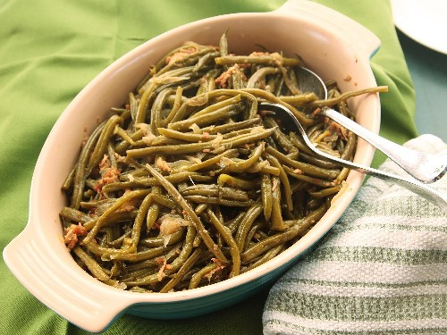 Forget Al Dente: Braised Green Beans Are Where It's At